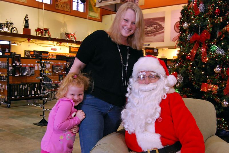0921 2012 Santa Visits J&P Cycles Florida Superstore