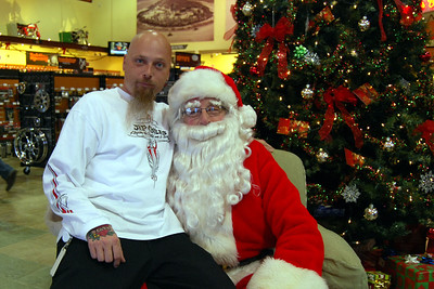 0924 2012 Santa Visits J&P Cycles Florida Superstore