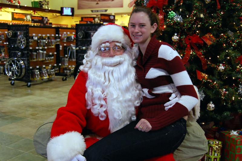 0920 2012 Santa Visits J&P Cycles Florida Superstore