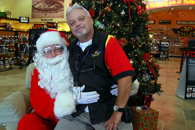 0923 2012 Santa Visits J&P Cycles Florida Superstore