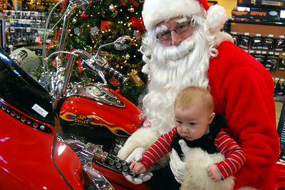 0955 2012 Santa Visits J&P Cycles Florida Superstore