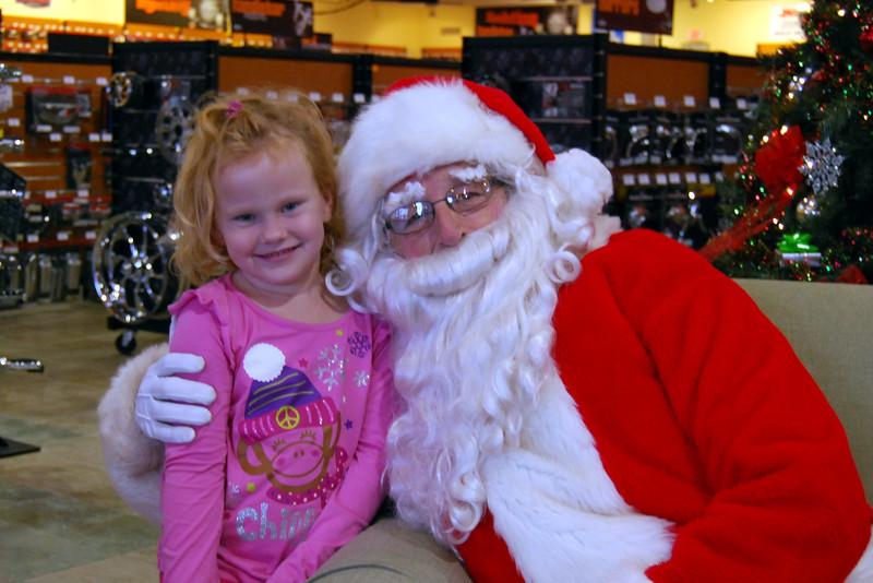 0922 2012 Santa Visits J&P Cycles Florida Superstore