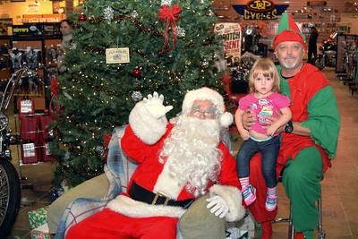 2014 Santa Visits J&P Cycles Florida Superstore (35)