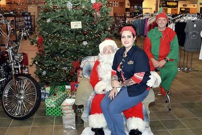 2014 Santa Visits J&P Cycles Florida Superstore (42)