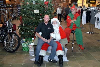 2014 Santa Visits J&P Cycles Florida Superstore (45)