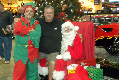 931 Christmas at J&P Cycles Destination Daytona Superstore