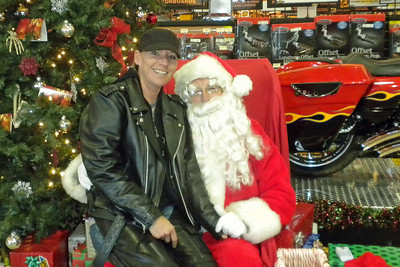 928 Christmas at J&P Cycles Destination Daytona Superstore