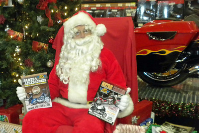916 Christmas at J&P Cycles Destination Daytona Superstore