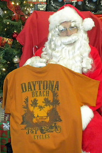 939 Christmas at J&P Cycles Destination Daytona Superstore