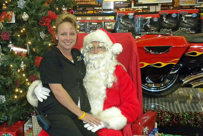 922 Christmas at J&P Cycles Destination Daytona Superstore