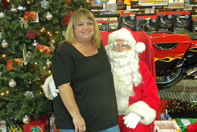 927 Christmas at J&P Cycles Destination Daytona Superstore