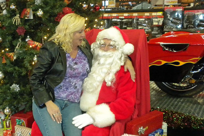 925 Christmas at J&P Cycles Destination Daytona Superstore