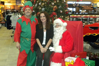 909 Christmas at J&P Cycles Destination Daytona Superstore