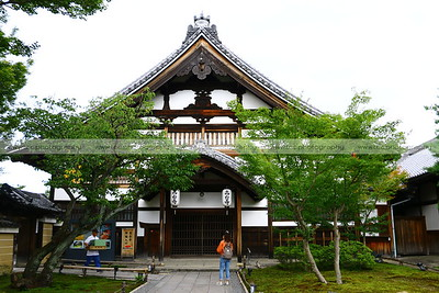 Kodaiji Temple, Kyoto, Japan
