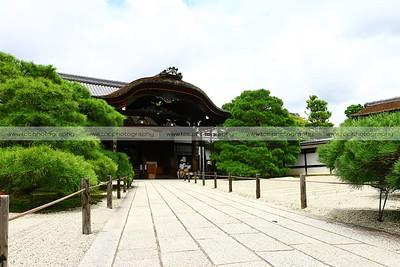 Ninnaji Temple, Kyoto, Japan