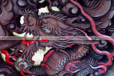 Kaminarimon Gate (Thunder Gate), Sensoji Temple, Tokyo, Japan