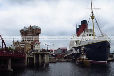 American Waterfront, Tokyo DisneySea, Tokyo, Japan