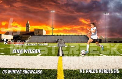 Cina Wilson- vs Palos Verdes HS