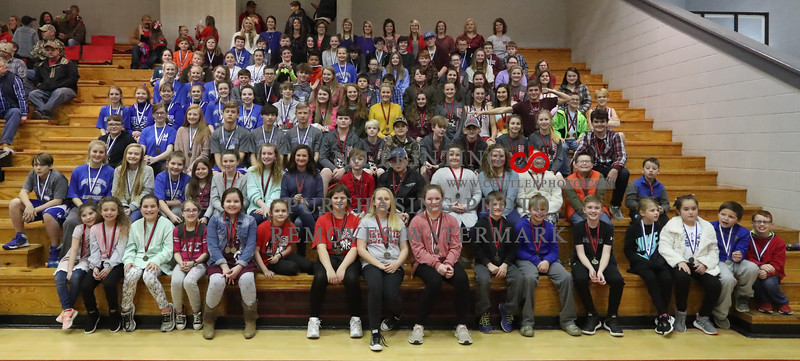 Marietta along with Hills Chapel Students and Teachers were recently recognized for scoring Advanced or Perfect Score on their state test for the 2017-2018 school year.