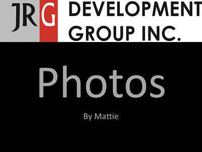 JRG Photos by Mattie