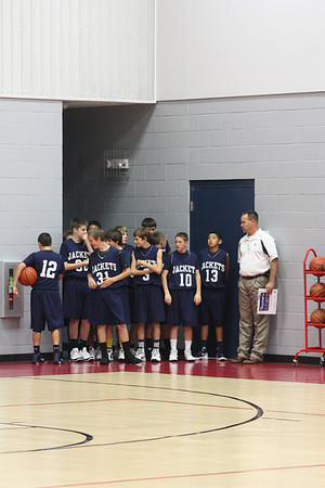 JR HIGH BASKETBALL 2011-2012