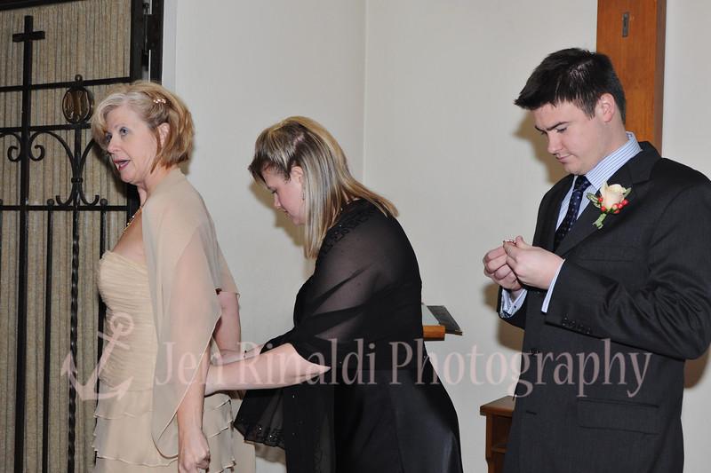 Joanne & Brian Wedding 12/26/09