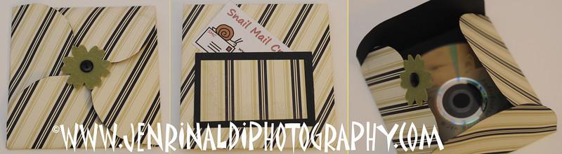 stripe collage