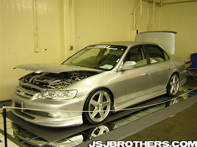 01 Honda Accord V-6