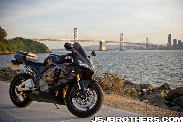 05 Honda CBR 600 RR
