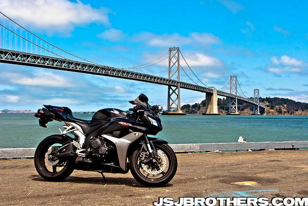 07 Honda CBR 600 RR