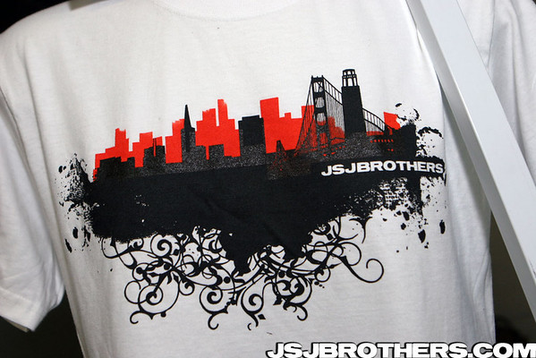 JSJ BROTHERS Shirt