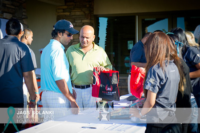 Jag Solanki Memorial Fund for Ovarian Cancer Awareness Charity Event 2012