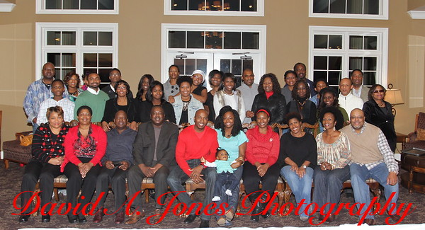 JSU Huntsville Year-end Fellowship 2014
