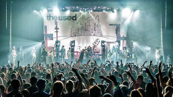 The used at the observatory 8/19