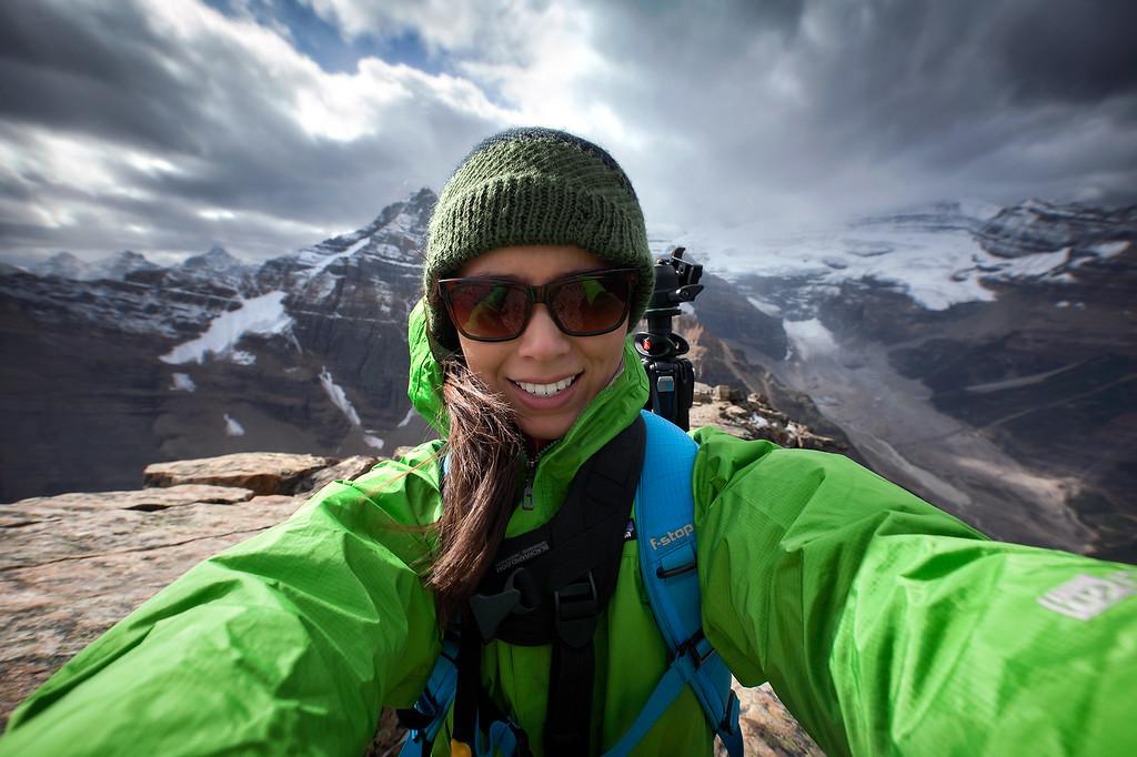 Selfie at Summit