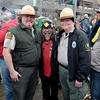 Rick Williams and the 2 park rangers that have been so much help