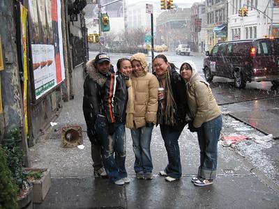 NY (SOHO) with the Gals