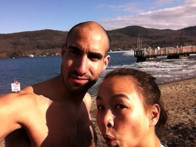 LAKE GEORGE FEB 2012