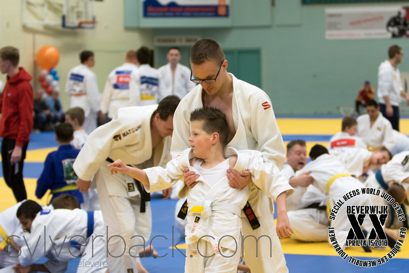 """""""If you cannot Judo, then we will Judo for you"""" -Ben van der Eng"""