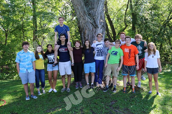 2015-09 Student Leader Retreat