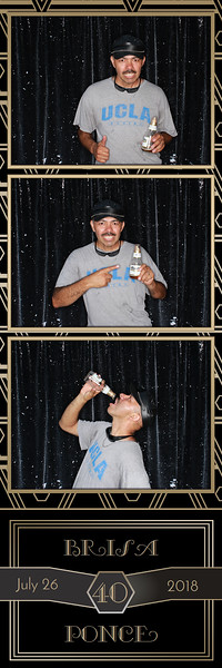 Brisa and Ponce's 40th