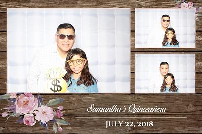 Samantha's Quince