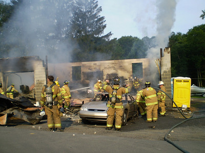 WAYNE TOWNSHIP STRUCTURE FIRE 7-17-08