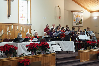 12/10/17 Choir Cantata