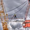 Assembling Tower Crane # 3
