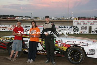 JMS Stock Cars August 14, 2010