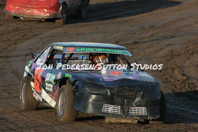 JMS Stock Cars August 21, 2010