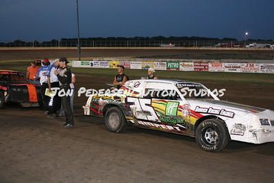 JMS Stock Cars August 28, 2010