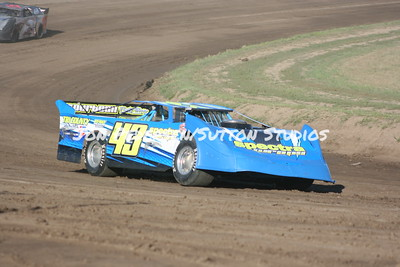 JMS Late Models August 13, 2011