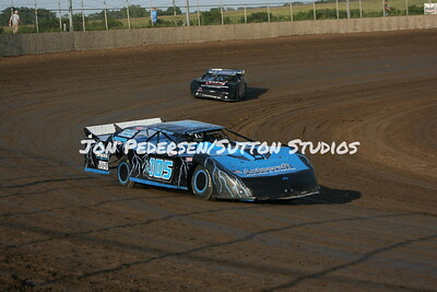 JMS Late Models August 27, 2011
